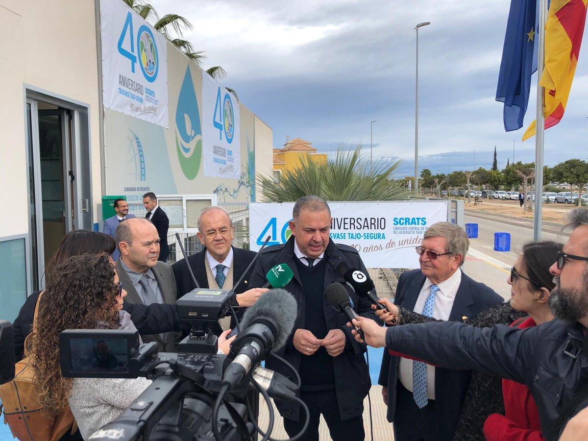 Jornada Alicante 40 aniv trasvase 2 (Foto Scrats TT)