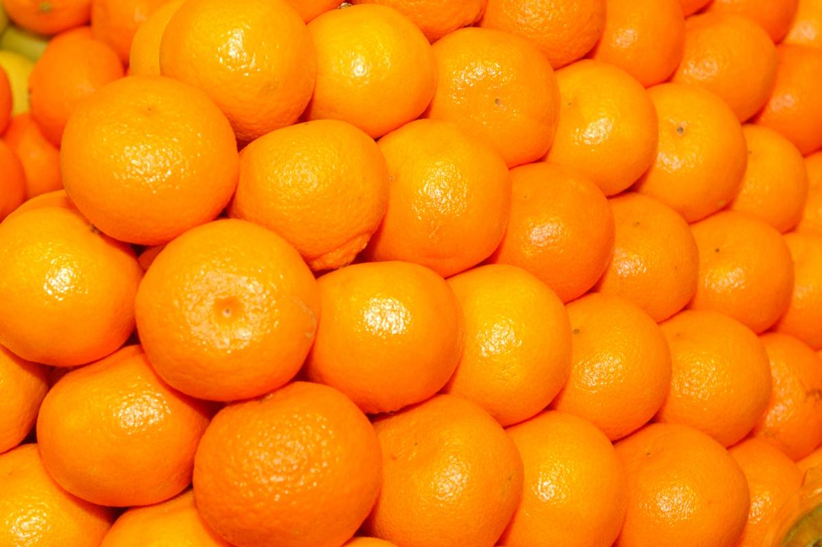 Mandarinas Naranjas Citricos (Foto MAPA)