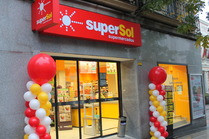 Supermercado Supersol tienda Vallecas (Foto webSupersol)