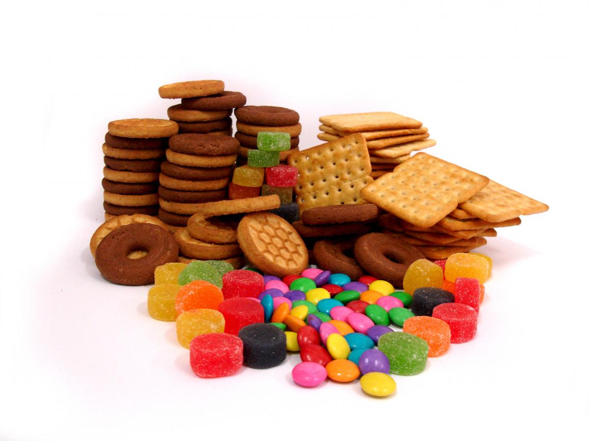 Galletas, Dulces, Caramelos y golosinas (Foto Produlce Web)