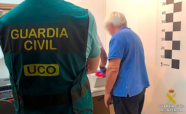 Carne de Caballo Fraude Detenido (Foto Guardia Civil web)